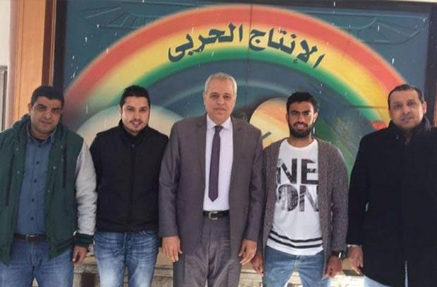 الوحدة السعودي يتعاقد مع لاعب وسط الانتاج الحربي