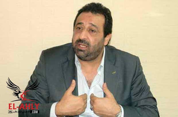 مجدي عبد الغني يذكر البدري بخسارته مع الأوليمبي ويؤكد: الأهلي لا يقف على لاعب