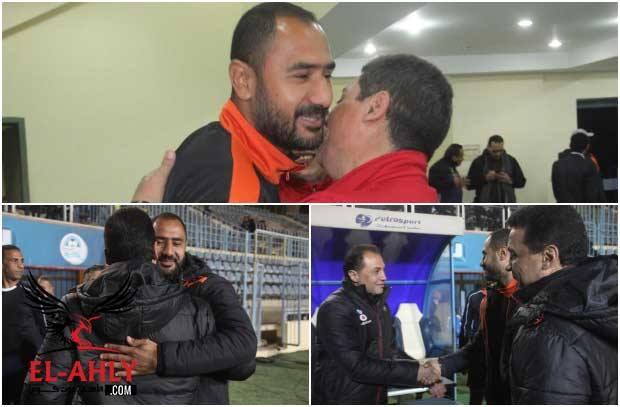 محمد شوقي يتذكر أيامه مع الأهلي قبل مواجهة دجلة