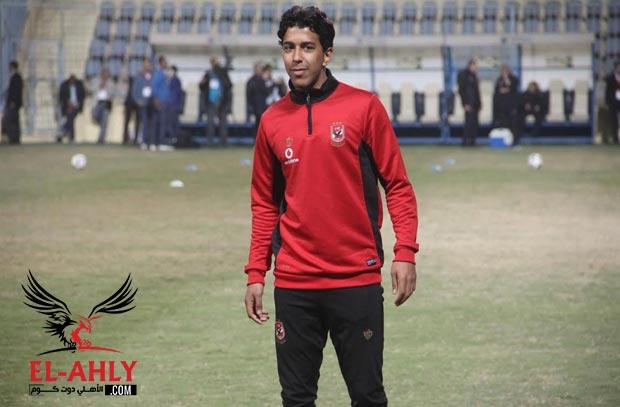 شاهد مرواغات وفرصة ومحاولات من احمد حمودي في اول ظهور مع الأهلي