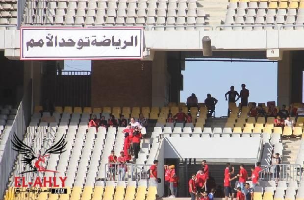 كيف تمنع الجماهير من حضور المباريات في 6 خطوات؟