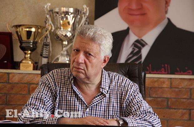 """مرتضى """"متغاظ"""" منصور: الكاف الفاسد كرم حمدي وطاهر لوجود شطه """"وفلفل"""" وتجاهل الزمالك"""