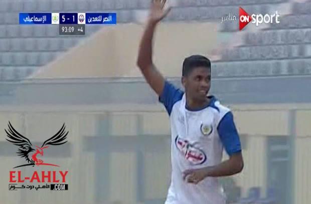 لاعب الأهلي السابق يسجل هدفين خلال 15 دقيقة في مرمى النصر للتعدين