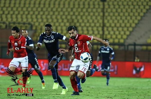 التشكيل الرسمي للأهلي في مواجهة بيدفيست بإياب دوري أبطال أفريقيا