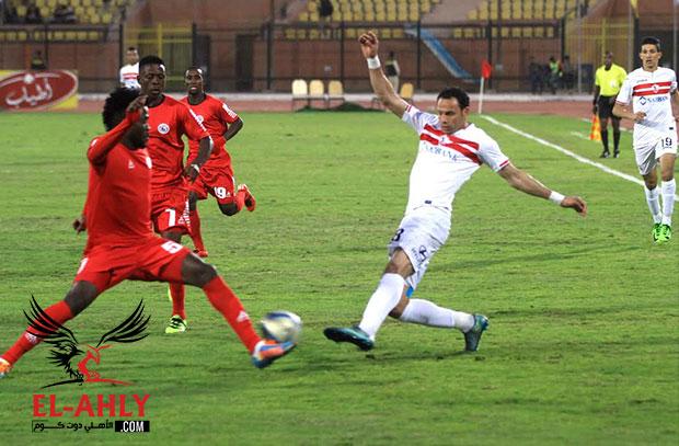 الزمالك يتأهل لدور الـ16 الإفريقي رغم الخسارة من رينجرز