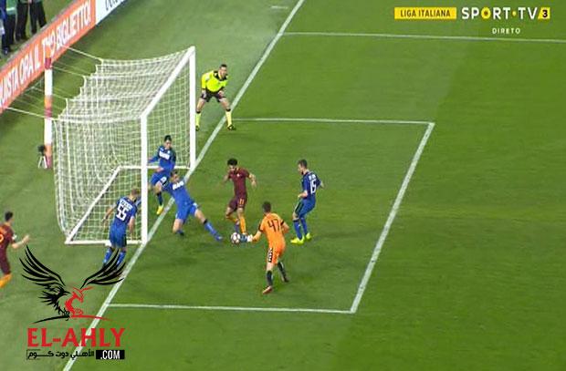 تألق صلاح يقود روما لوصافة الدوري الإيطالي