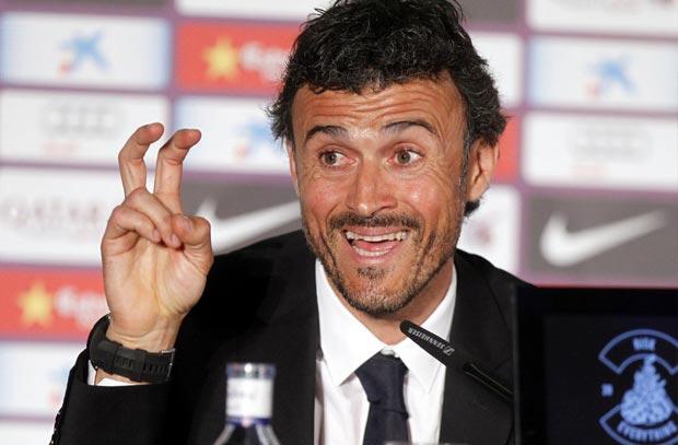 المدير الفني الجديد يقترب .. برشلونة يستقر علي بديل انريكي