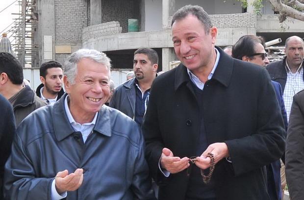 حسن حمدي: الخطيب هو أفضل من يرأس النادي الأهلي