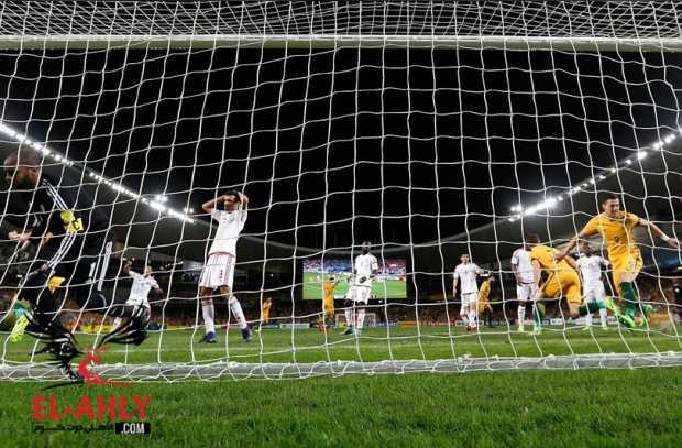 أستراليا تضرب الإمارات بثنائية وتبدد آمالها في التأهل للمونديال