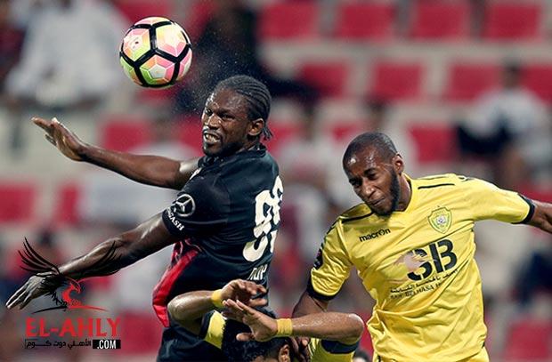 أهلي دبي يبتعد عن المنافسة على لقب الدوري بعد التعادل مع الوصل