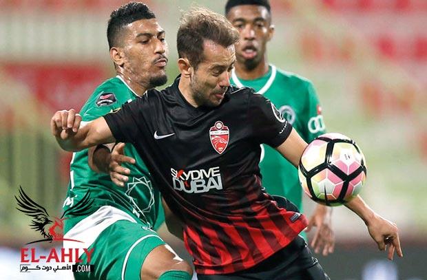 الاتحاد الأسيوي يختار هدف ريبيرو الأفضل في دوري أبطال أسيا