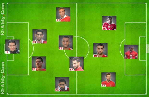 تحليل أسوان: الأهلي أول 25 دقيقة غير الأهلي باقي الموسم