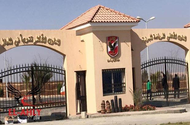 ماس كهربائي وحريق محدود بفرع النادي الاهلي بمدينة نصر