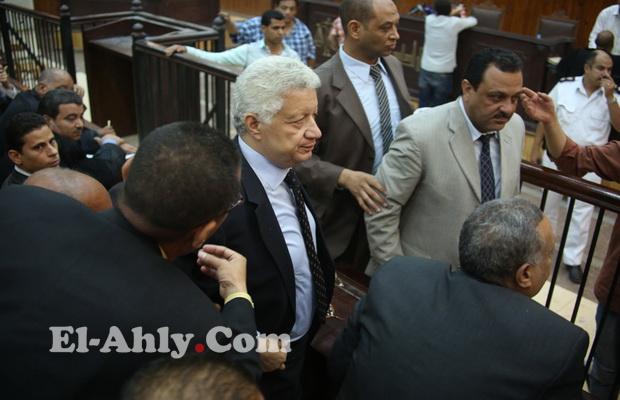 مرتضى منصور يتوعد: حل اتحاد الكرة وسأدخلهم السجن قريبا