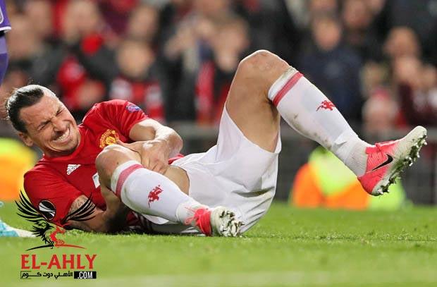 إصابة الصليبي تهدد موسم إبرا في إنتظار الإعلان الرسمي من مانشستر