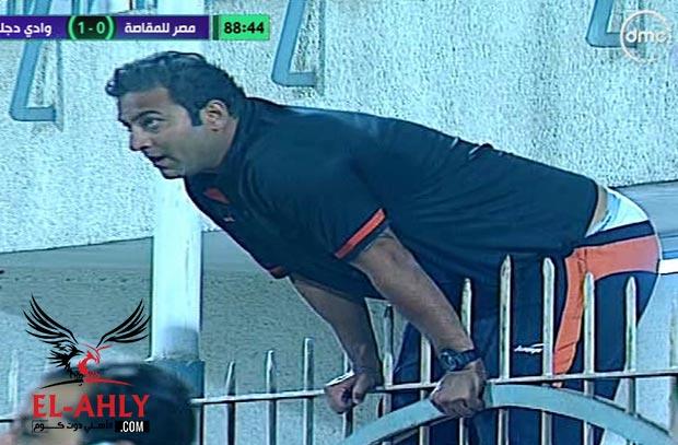 إيقاف ميدو وعرابي و3 مباريات للاعب الإسماعيلي