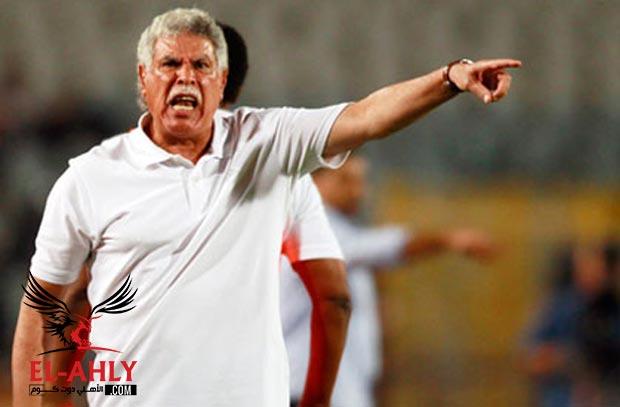بعد 10 مباريات .. حسن شحاتة يستقيل من تدريب بتروجيت