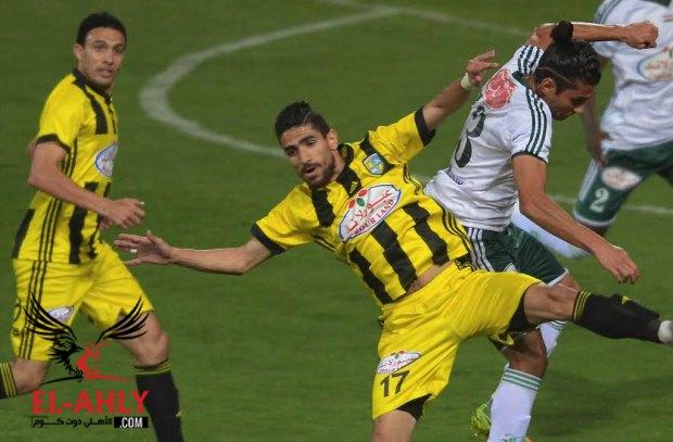 جدو يحرز هدفه الخامس ببطولة الدوري