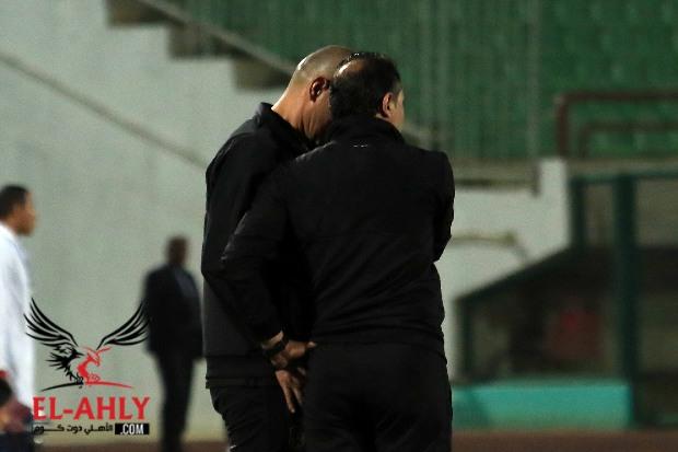 أيوب: الفوز المتأخر على الجيش يعكس روح لاعبي الأهلي