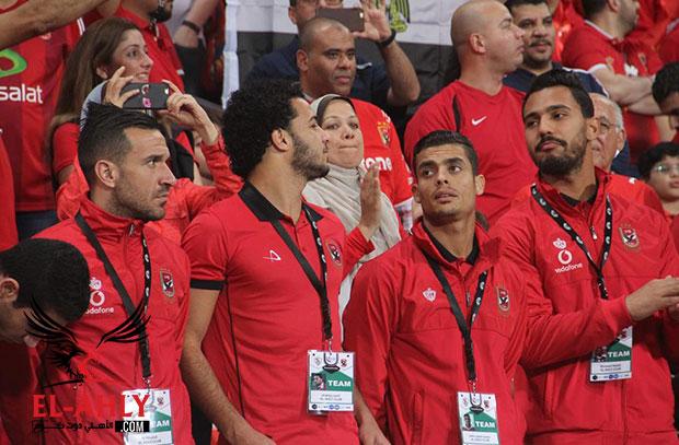 معلول ومتعب على رأس قائمة لاعبي الأهلي المستبعدين من مواجهة النصر للتعدين