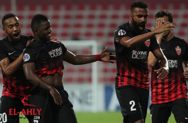 الأهلي الإماراتي يتأهل لدور الـ16 بدوري أبطال آسيا ويضرب موعدا مع أهلي جده