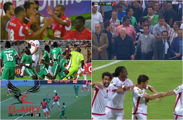 شاهد 18 هدف وسباب مرتضى بملخص أول يوم لمجموعات دوري أبطال أفريقيا