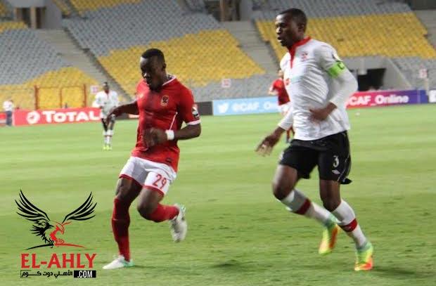 كوليبالي يهدر فرصة هدف  90 في مرمى زاناكو