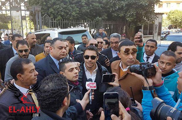 """أحمد حسن: مرتضى كان فقرة كوميدية وإنتهت .. """"لو بيحلم مش هروحله"""""""
