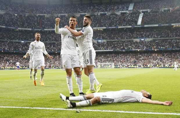 """ريال مدريد """"العملاق"""" يكسر رقم بايرن ميونيخ القياسي في التسجيل المتتالي"""