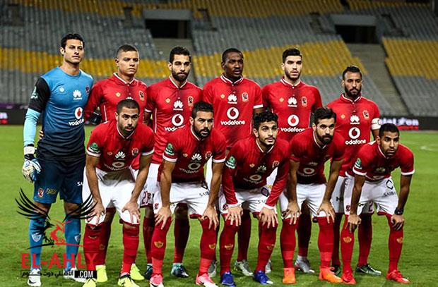 موعد مباراة الأهلي القادمة في الدوري المصري والقنوات الناقلة