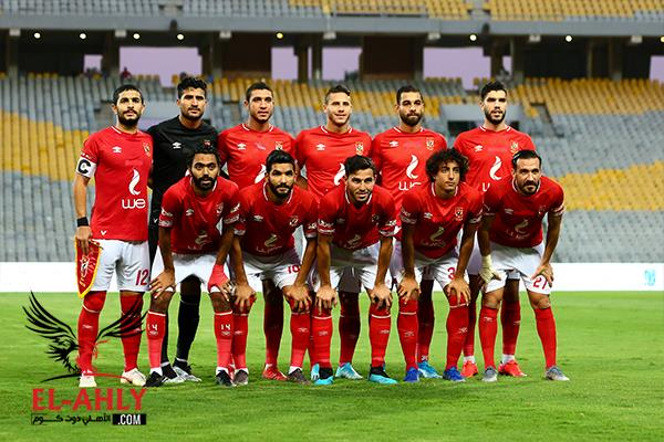 ظهور لصفقتين جديدتين في تشكيل الأهلي المتوقع أمام اطلع بره